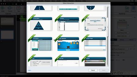 دانلود آموزش کپتیویت 8 در اولین نگاه - Adobe Captivate 8 First Look 3