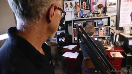 آموزش تکنیک های فیلم برداری -Creative DSLR Video Techniques 2
