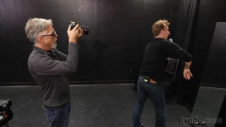 آموزش تکنیک های فیلم برداری -Creative DSLR Video Techniques 3