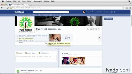 آموزش کاربرد فیسبوک برای تجارت - Facebook for Business 2