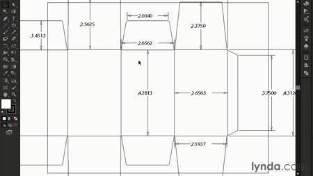 آموزش طراحی بسته بندی با ایلستریتور - Package Design with Illustrator 3