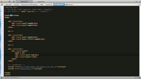آموزش بوت استرپ برای طراحی سایت - Bootstrap for Web Design 2