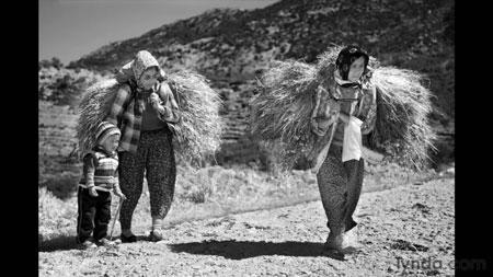 دانلود آموزش مبانی عکاسی سیاه و سفید - Foundations of Photography: Black and White 3
