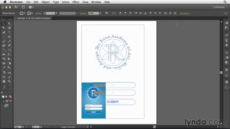 دانلود آموزش ایلوستریتور سی سی-Illustrator CC Essential Training 2