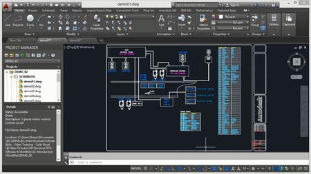 دانلود آموزش اتوکد الکتریکال 2015- Learning Autodesk AutoCAD Electrical 2015 2
