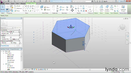 Download Advanced Modeling in Revit Architecture - learndown