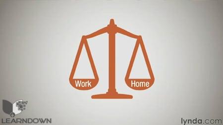 دانلود آموزش تعادل بین کار و زندگی - Balancing Work and Life-3
