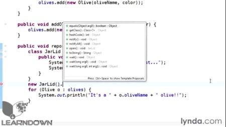 دانلود آموزش پیشرفته جاوا - Java Advanced Training-3