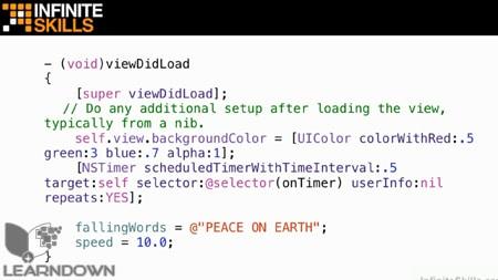 دانلود آموزش برنامه نویسی اپلیکیشن ای او اس برای غیر برنامه نویس ها - Non-Programmers Guide To Building iOS Apps Training Video-3