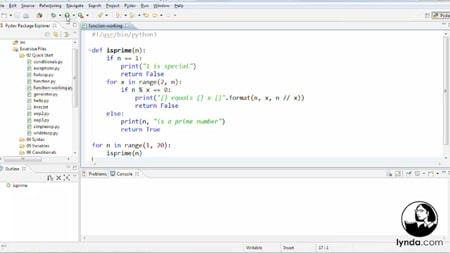 دانلود آموزش پیتون 3 - Python 3 Essential Training