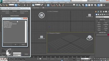 دانلود آموزش وی ری 2 برای تری دی مکس - V-Ray 2.0 for 3ds Max Essential Training 2