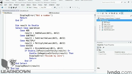 دانلود آموزش ویژوال بیسیک - Visual Basic Essential Training-3