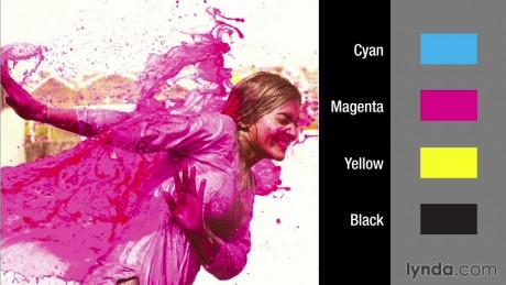 دانلود آموزش اصول پایه ای رنگ : Foundations of Color