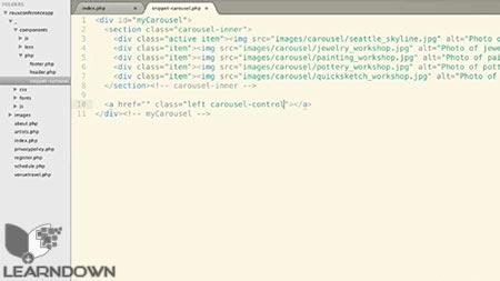 دانلود آموزش بوت استرپ 3: گسترش دهنده وب پیشرفته - Bootstrap 3 Advanced Web Development 3
