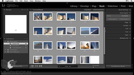5- ساخت حالت پرینتی و کتابی -Creating Prints & Books
