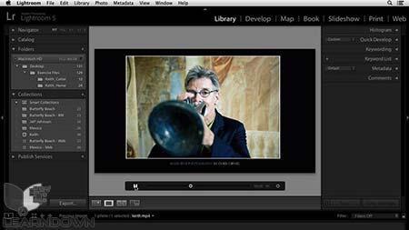 6- ساخت اسلایدشو و وب گالری -Creating Slideshows & Web Galleries