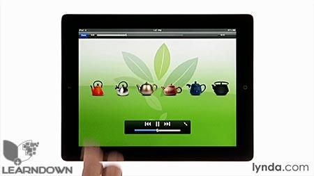 ساخت اپلیکیشن وبی برای آی پد - Creating an iPad Web App 3