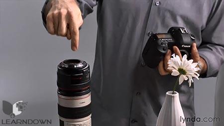 دانلود آموزش لنز معکوس در عکاسی ماکرو - Exploring Photography: Lens-Reversal Macro 3