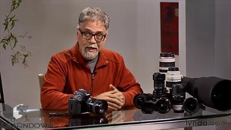 دانلود آموزش مبانی عکاسی : لنز های ویژه -Photography Foundations: Specialty Lenses 3