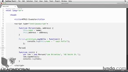 دانلود آموزش اچ تی ام ال 5 برای گسترش دهندگان فلش - HTML5 for Flash Developers 2