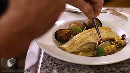 دانلود آموزش عکاسی از غذا و نوشیدنی -Learning Food and Drink Photography 2