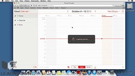 دانلود آموزش مکینتاچ ماوریکس - Mac OS X Mavericks Essential Training 3