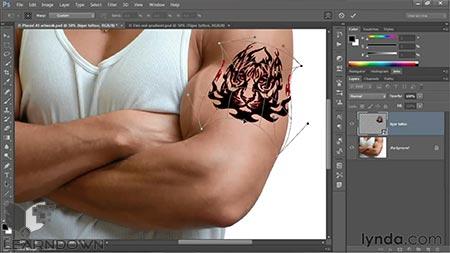 دانلود آموزش فتوشاپ قدم به قدم : پیشرفته - Photoshop CC for Photographers: Advanced 2
