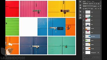 دانلود آموزش فتوشاپ برای عکاسان : متوسط - Photoshop CC for Photographers: Intermediate 3