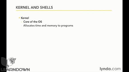 دانلود آموزش یونیکس برای کاربران مک او اس ایکس -Unix for Mac OS X Users 3