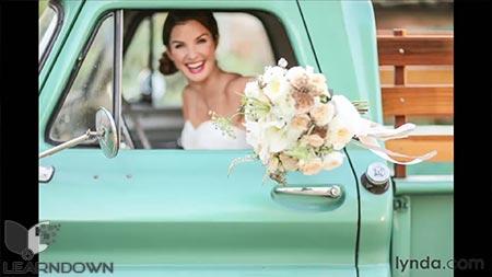 دانلود آموزش عکاسی عروسی: پرتره عروس - Wedding Photography: Bridal Portraits 3
