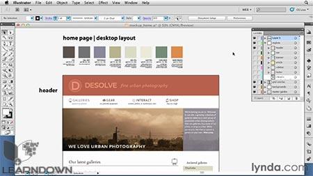 دانلود آموزش سی اس اس : طرحبندی صفحات- CSS: Page Layouts 2