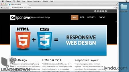 دانلود آموزش دروپال: طراحی واکنشگر - Drupal Responsive Design 3