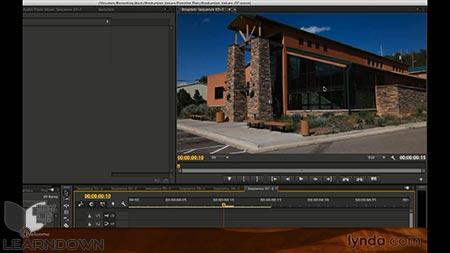 دانلود آموزش پریمیر پرو و افتر افکت : افزایش ارزش محصول -Premiere Pro and After Effects Enhancing Production Value 3