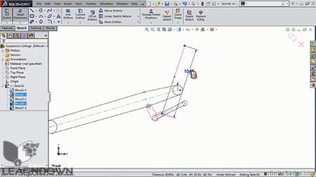 دانلود آموزش سالیدورک - کینماتیک | SolidWorks - Kinematics 2