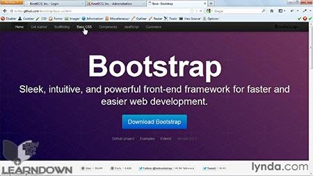 دانلود آموزش طراحی تمپلیت برای جوملا به وسیله بوت استرپ - Templating with Joomla! 3 and Bootstrap 2