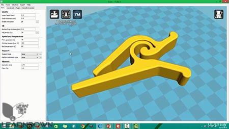 دانلود آموزش تکنیک های پیشرفته پرینت سه بعدی | Advanced 3d printing Techniques 3
