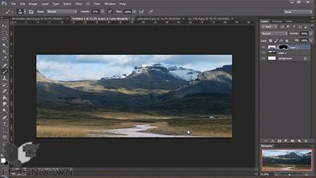دانلود آموزش ایجاد مفاهیم گیرا در فتوشاپ| Creating Compelling Environment Concepts in Photoshop 2