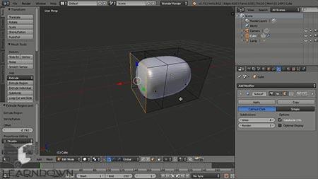 دانلود آموزش مدل سازی در بلندر | Introduction to Modeling in Blender 2