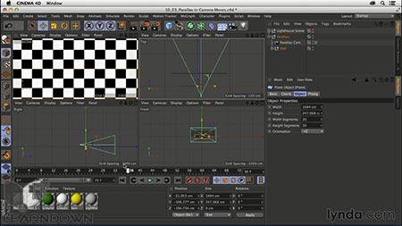 دانلود آموزش سینما فوردی آر16 | Cinema 4D R16 Essential Training 2