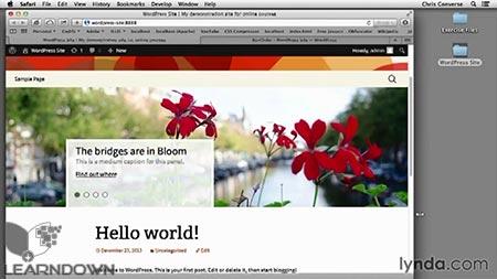 دانلود آموزش ساخت مارکیو در وردپرس به وسیله جی کوئری| Creating a Marquee in WordPress with jQuery 2
