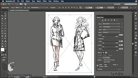 دانلود آموزش ایلستریتور 2015| Illustrator CC 2015 Essential Training 3