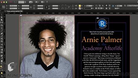 دانلود آموزش ایندیزاین: پرینت فایل های پی دی اف| InDesign: Print PDFs 2