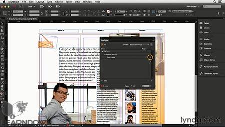 دانلود آموزش ایندیزاین: پرینت فایل های پی دی اف| InDesign: Print PDFs 3