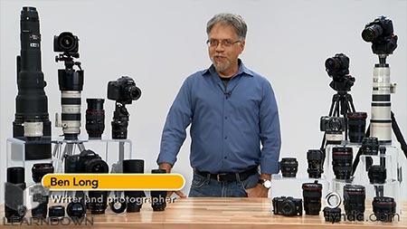 دانلود آموزش مبانی عکاسی : لنزها | Photography Foundations: Lenses 2