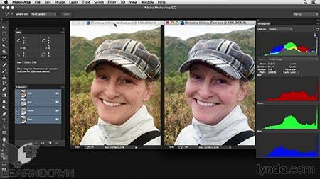 دانلود آموزش اصلاح رنگ پیشرفته در فتوشاپ | Advanced Photoshop Color 3