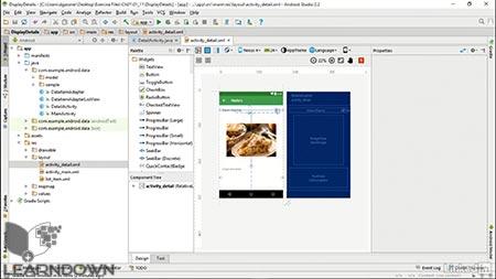 دانلود آموزش توسعه اندروید: ذخیره اطلاعات محلی | Android Development Essential Training: Local Data Storage 3