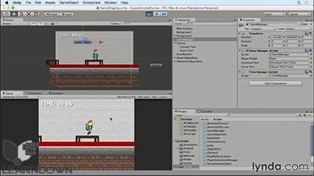 Download Unity 5: 2D Essential Training - learndown