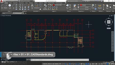 Download AutoCAD: Developing CAD Standards - learndown