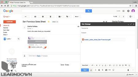 دانلود آموزش جیمیل | Gmail Essential Training 2