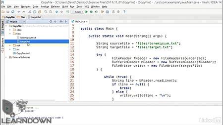 دانلود آموزش جاوا8 | Java 8 Essential Training 3